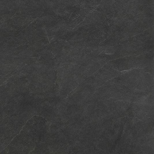 Płytka podłogowa Ceramika Limone Ash Black 60x60 cm
