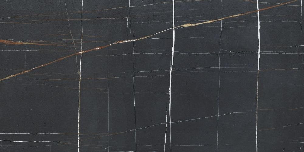 Płytka podłogowa Italgraniti Marble Experience Sahara Noir 60x120cm