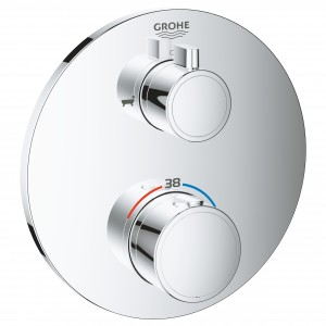 Bateria wannowa podtynkowa termostatyczna GROHE Grohtherm 24077000