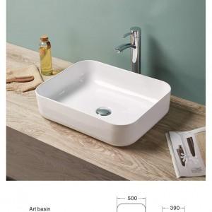 Umywalka nablatowa Zoya Bari New 50x39cm