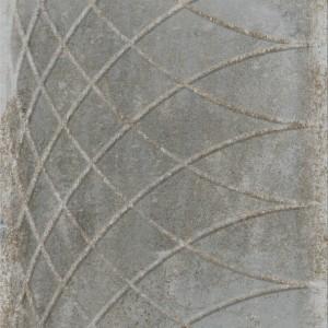 Płytka ścienna Saloni Foundry Compass Gris 45×90 cm