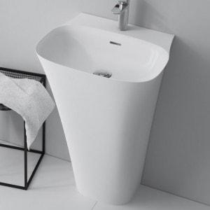 Umywalka przyścienna Emporia Noa 85x51,9cm NOA0006