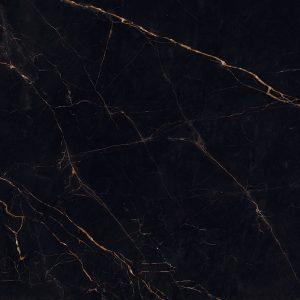 Płytka podłogowa Tubądzin Shinestone black poler 60x120 cm
