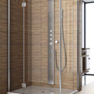 Ścianka boczna Aquaform Sol de luxe 103-06059P 90cm