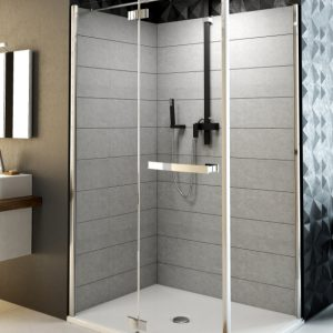 Drzwi uchylne Aquaform HD Collection 103-09390 Lewe 90cm