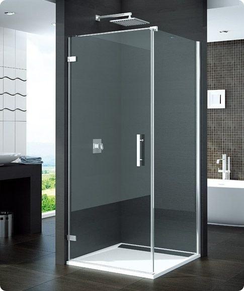 Zdjęcie Drzwi prysznicowe SanSwiss PUR1DSM11007 PRAWE 700×1900 WYM.SPECJ.