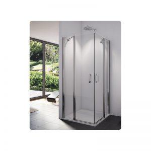 Drzwi prysznicowe do kabiny SanSwiss Swing Line lewe SLE2GSM15007 1000x1950