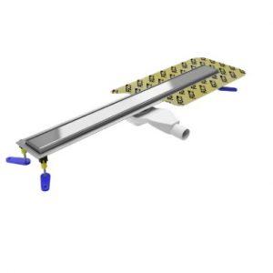 Odpływ liniowy TOP-DRAIN + mankiet + nóżki L=700 mm 112.3546.01.070