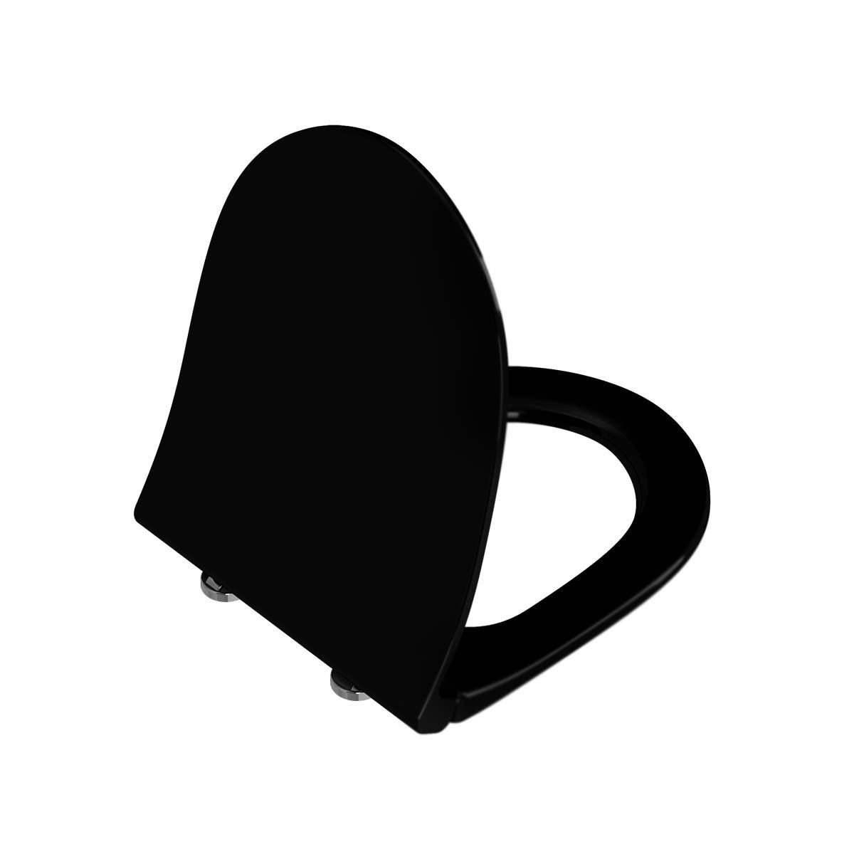 Deska Wolnoopadająca Vitra Sento czarny mat 120-083R009