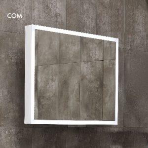 Lustro COM Mioor  White Edition 80x60 cm