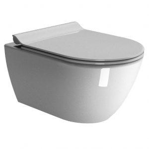 Miska wisząca WC bezrantowa GSI Pura 881511